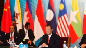 Chinese Foreign Minister Wang Yi says there should be no rush to force U.N. Security Council action against Syria until a probe by U.N. experts into suspected chemical weapons use is complete. (File photo: Reuters) Reuters, Beijing