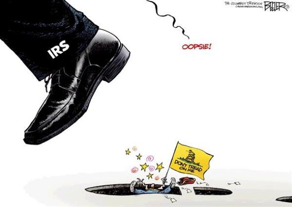 IRS agent: Tax agency is still targeting Tea Party groups   WashingtonExaminer.com