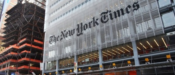The Daily Caller » Possible cyberattack knocks New York Times offline
