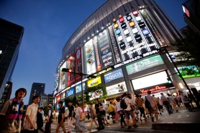 No trip to Akihabara is complete without an adventure through Yodabashi Akiba, shown here. - Ko Sasaki for The Wall Street Journal