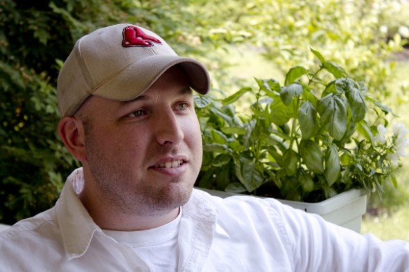 Mary Shinn/News21 -  Sean Meade was an Army National Guard soldier who was deployed to Iraq during 2006 and 2007. He filed a disability claim in 2008 for back problems and post-traumatic stress disorder. After his PTSD claim was denied, he appealed in 2009 and is still waiting for a response.