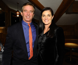 Michael Buckner / Getty ImagesRobert F. Kennedy Jr. (L) and Mary Kennedy attend the gala fundraiser in support of the Waterkeeper Alliance on December 4, 2010 in Salt Lake City, Utah.