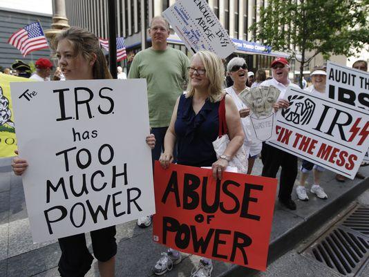 AP-OHIO-TEA-PARTY-IRS