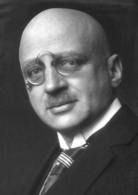 Fritz Haber, chemist and Nobel laureate. Photo: Wikipedia