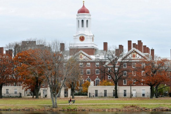 Harvard University in Cambridge, Massachusetts Photo: AP