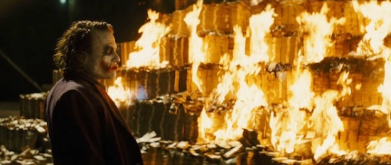 Joker-billionaire-burning-money