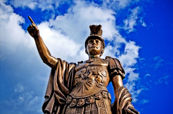 King Pyrrhus: No we can't.