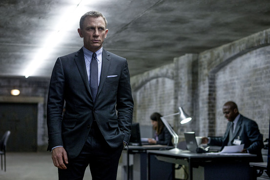 An article published by Ta Kung Pao this week used a photo of James Bond actor Daniel Craig to illustrate what it described as the widespread presence of M16 agents in Hong Kong. Associated Press