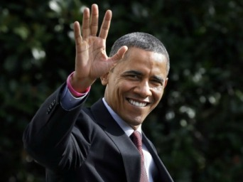 Obama-happy-waving-AP