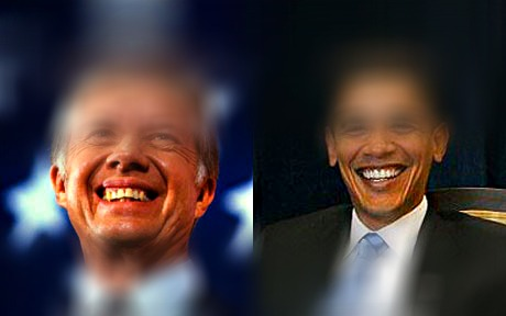 Barack Obama: more like Jimmy Carter than FDR
