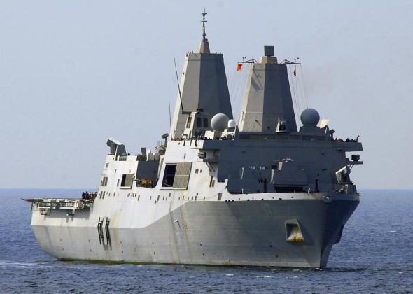 Africa-Libya-ship