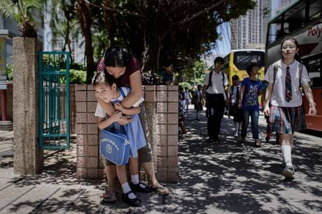 Myth: The Chinese all speak the same language - most Chinese use local dialects, and even different languages from Mandarin, for everyday communication (AFP/Getty Images)