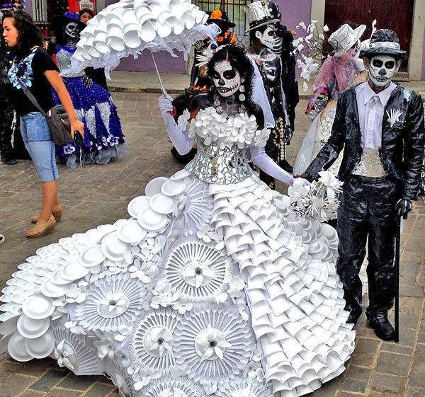 Day of the Dead Costume Dresses