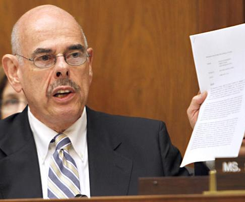 Rep. Henry Waxman (D.-Calif.) (AP Photo/Jacquelyn Martin)