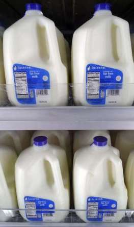 A British physician calls for an end to the war against saturated fat that began in the 1970s after saturated fat intake was linked to heart disease. Among the research cited is evidence that the saturated fat in dairy products may be protective against heart risk. (J. Scott Applewhite / Associated Press)