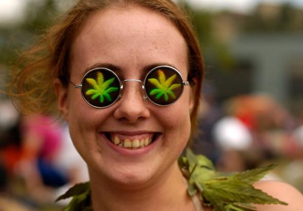 Hempfest Promotes Legalization Of Marijuana