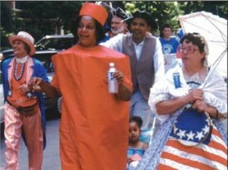 State Senator Barack Obama, Hyde Park Herald, July 11, 2001