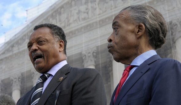 Welcome to the Al-Sharptonization of the Democratic Party