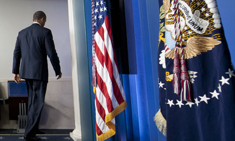 Under Obama, the Espionage Act has been used to mount felony prosecutions against six government employees and two contractors. Photo: Saul Loeb/AFP/Getty