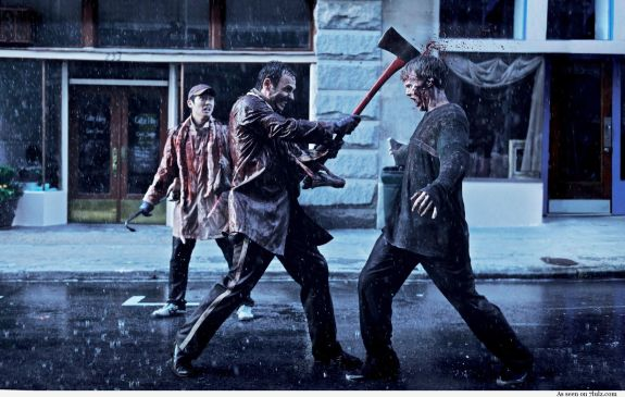 Zombie-Killing