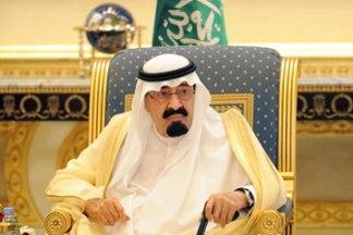 Saudi King Abdullah bin Abdul Aziz in Riyadh, May 2012. Fayez Nureldineafp / AFP / Getty Images