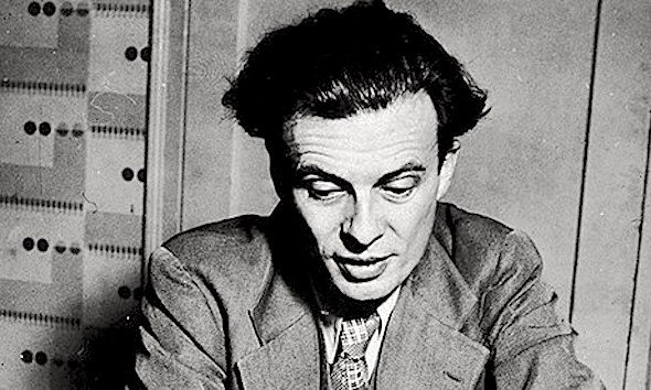 Aldous Huxley pictured in the 1930s. 'We failed to notice that our runaway infatuation with the sleek toys produced by the likes of Apple and Samsung might well turn out to be as powerful a narcotic as soma.' Photograph: Hulton Archive/Getty Images
