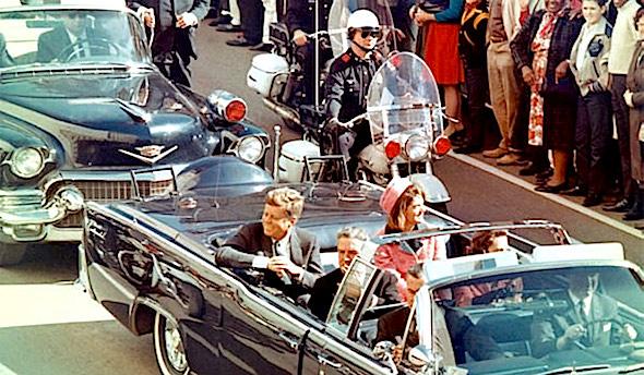 JFK-Motorcade
