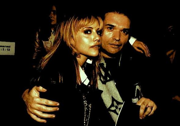 Actress Brittany Murphy (left) and her husband Simon Monjack, both shockingly died from pneumonia five months apart. CARLO ALLEGRI/REUTERS