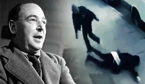 "Author C.S. Lewis warned of ""men without chests"" who lack restraint."