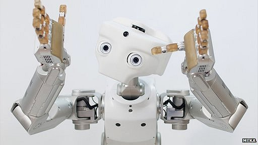 Meka's M1 robot is one of the systems that has been acquired by Google