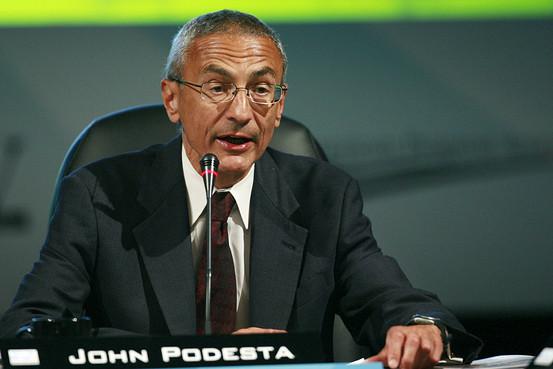 John Podesta Associated Press