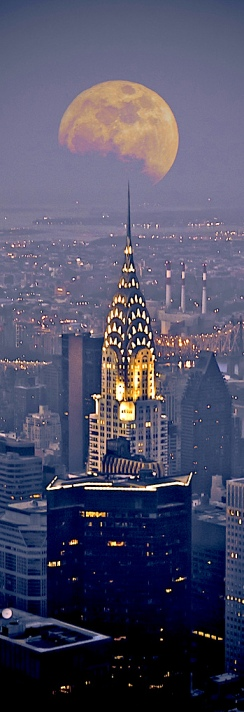 New-York-by-night