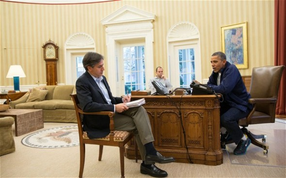 Photo: Pete Souza/The White House