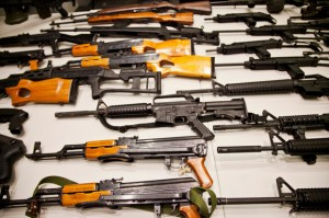 The report contends that so called assault rifles are rarely used in mass shootings in the US.