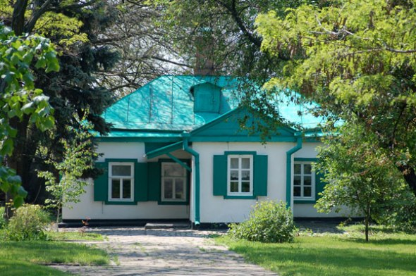 Chekhov birth house