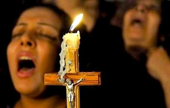 Coptic Christians/Reuters