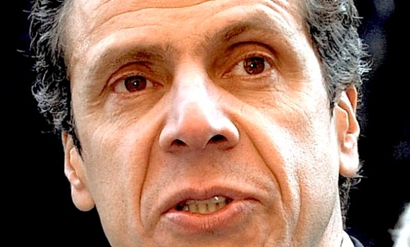 New York is already losing money, tax revenue, and talent, as residents migrate to less economically punishing states. Cuomo wants to 'purify' New York even further. (AP Photo/ Louis Lanzano)