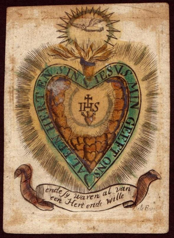 Flemish heart - Trinity