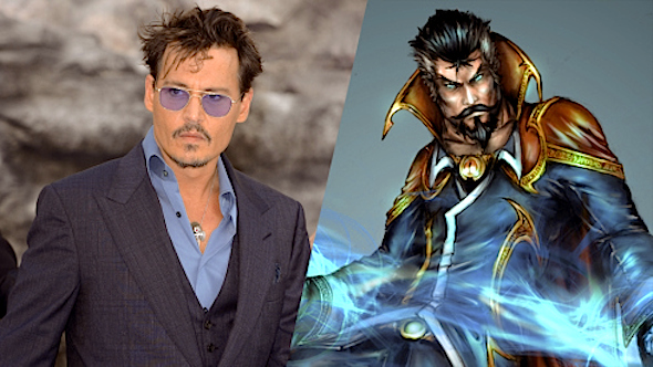 johnny-depp-doctor-strange