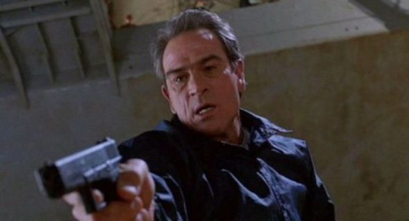 "Actor Tommy Lee Jones was a Glock devotee in ""The Fugitive."" The wildly popular make just cracked the top 10 in U.S. production at it's Georgia facility."