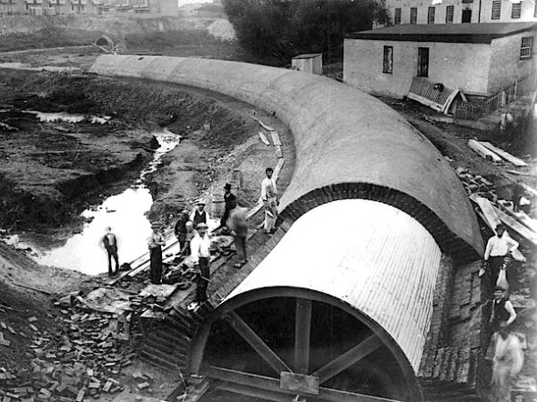 old-infrastructure