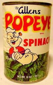 popeye-spinach