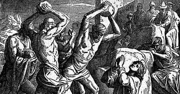suffering-christians
