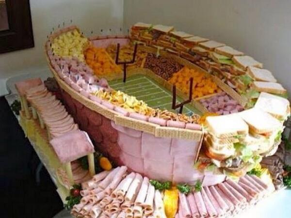 Super Bowl Antipasta