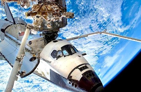 NASA Endeavor  Image Credit: Buglugs via Flickr