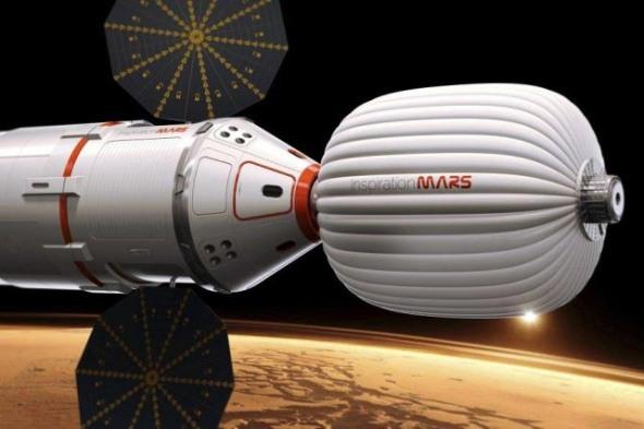 [Image: Inspiration Mars]