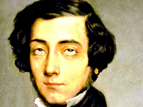 Traveling throughout the United States of the 1830s, Alexis de Tocqueville pondered the question of just how funny Americans were before deeming us decidedly unfunny.