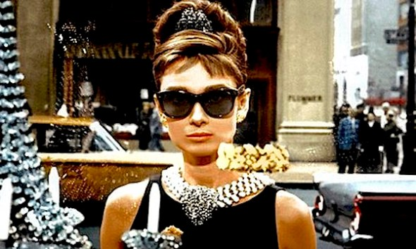 Truman Capote put much of himself into Holly Golightly … Audrey Hepburn in Breakfast at Tiffany's. Photograph: Rex Features