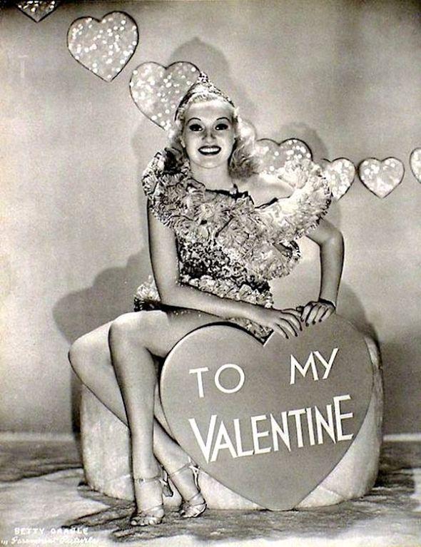 Betty-Grable-Valentine