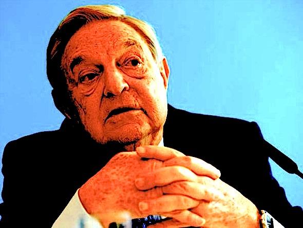 George Soros stellt Buch zur Finanzkrise vor